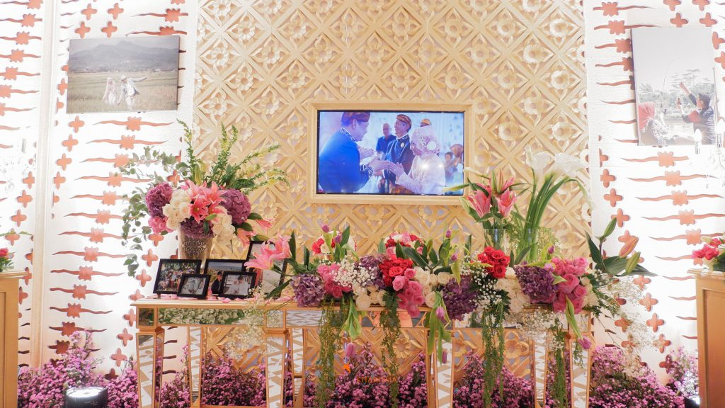 Wedding of Ais & Aga - Tika & Farid