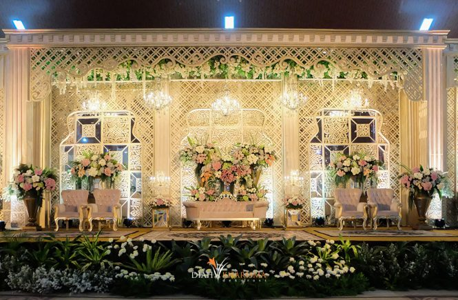 The Wedding of Dhea and Bimo