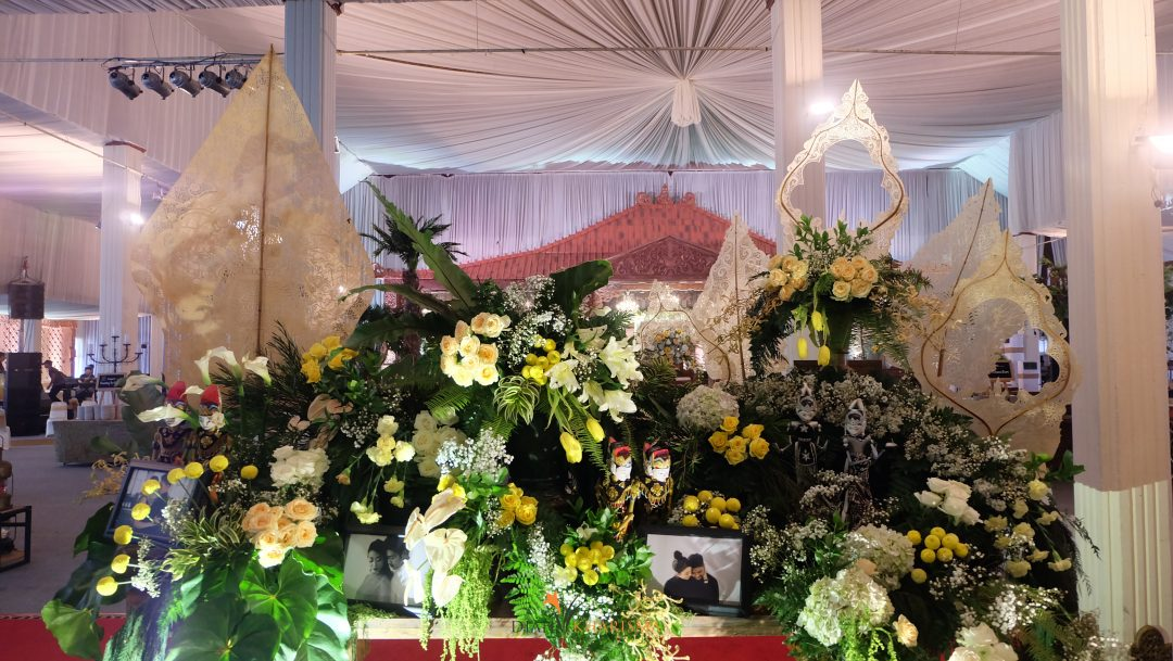 The Wedding of Massayu and Joy